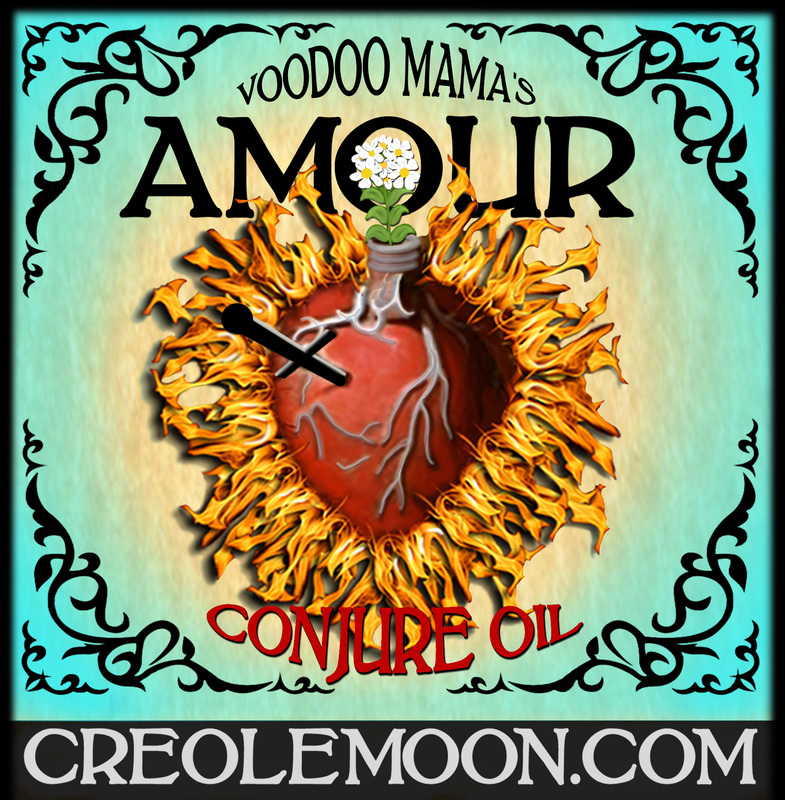 Voodoo Mama's Amour Conjure Oil