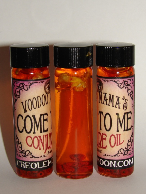 Come to Me Conjure Oil