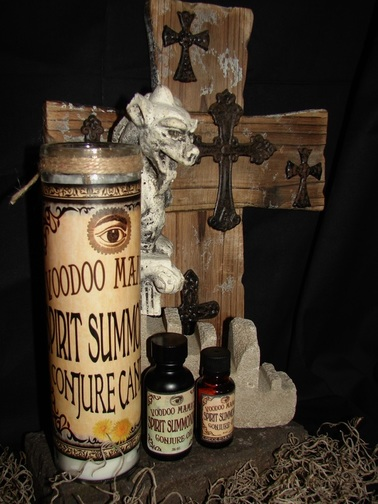 Spirit Summoning Conjure Products