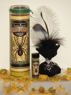 Spider Queen Conjure Products