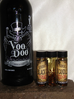 Black Candle Tobacco Oil