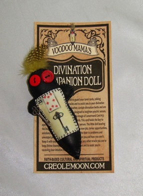 Divination Companion Dolls- Lenormand Cards