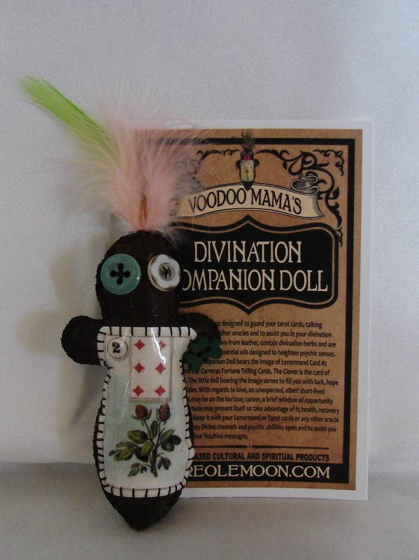Divination Companion Doll
