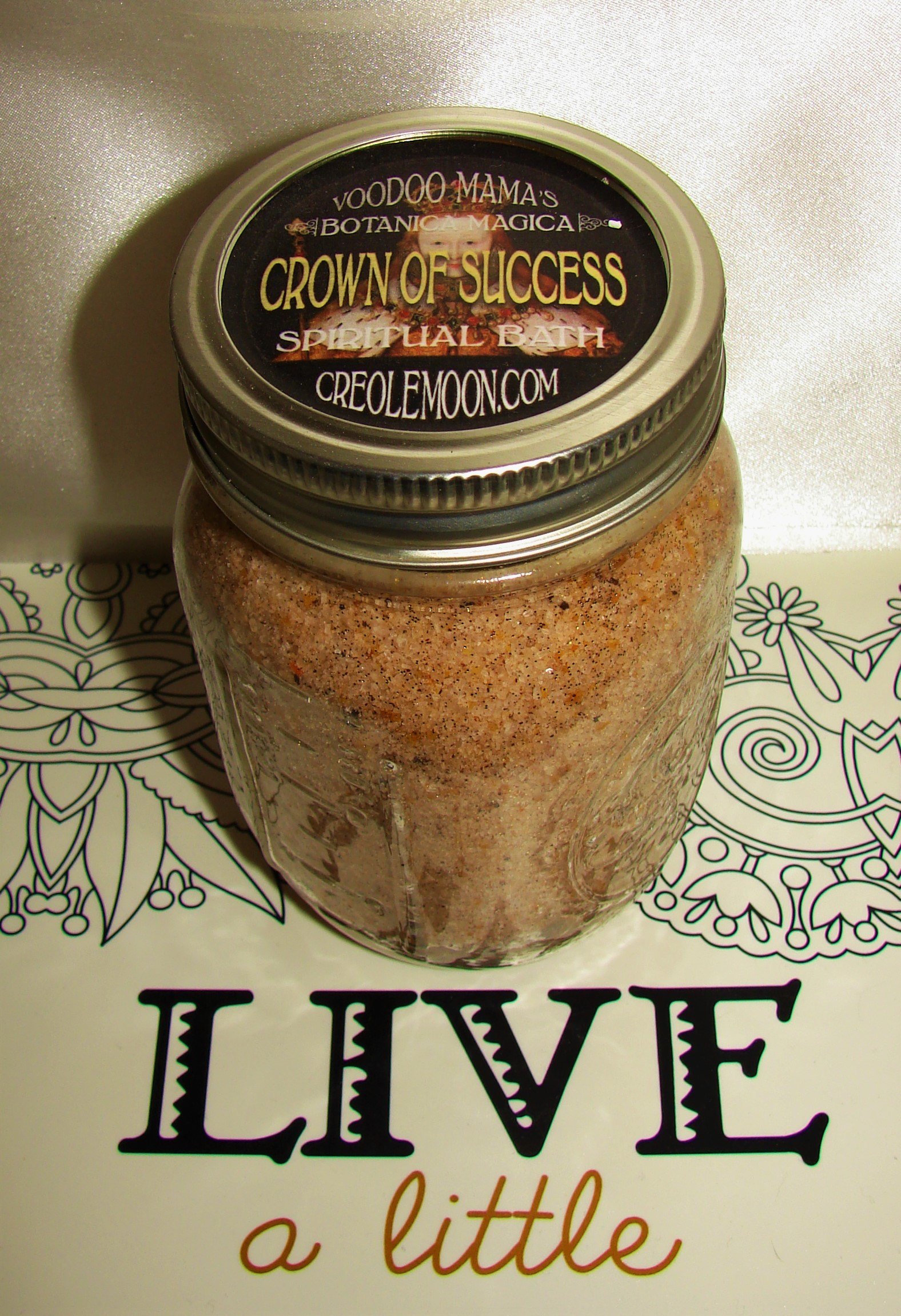 Crown of Success Spiritual Bath